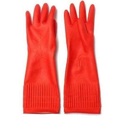Household  Rubber Gloves Cleaning Indoor Outdoor Washing