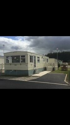 PRIVATE SALE 2008 cosalt Torino static caravan + Decking Worth Over £4000