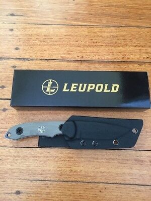 New Model II Leupold fixed blade collectable knife