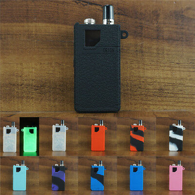 Protective Silicone Case For LOST VAPE ORION Q DNA GO POD  Cover wrap Sleeve