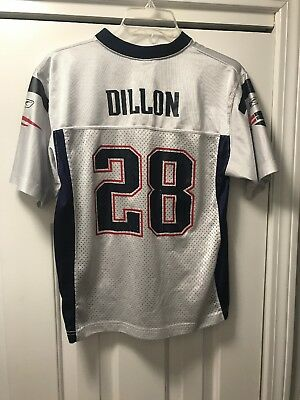 bc7cd63f RANDY MOSS NEW England Patriots Jersey Kids Size Large (7) Legend ...
