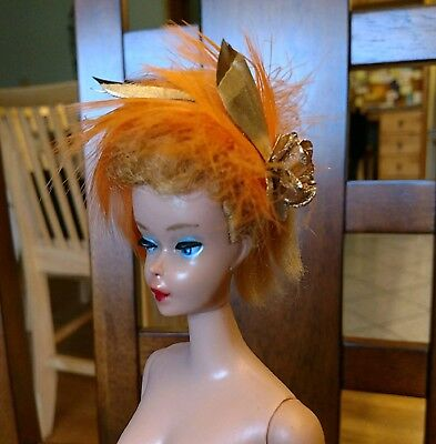 NEW BOA HATBAND..CHIC! BARBIE HATS FOR VINTAGE BARBIE CLOTHES AMAZING