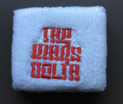 RAMONES Logo Sweatband Wristband Official Licensed Band Merch