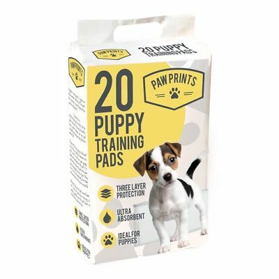 60 x 40cm Dog Puppy Extra Large Training Pads Pad Wee Wee Floor Toilet Mats NEW