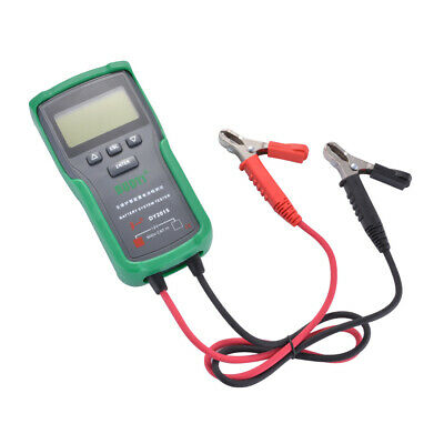 DY2015 Automotive Battery Tester Battery Analyzer Tool Thermal Printer MA1903