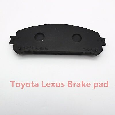 Fits LEXUS  TOYOTA FACTORY FRONT AND REAR BRAKE PAD SET 2010-2015 RX350 RX450H