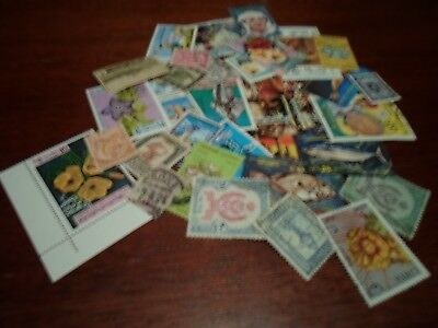 Collection lot 30+ different stamps of Libya