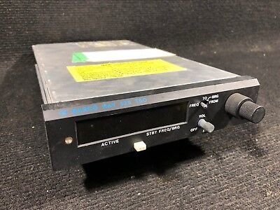 Narco Nav 825 TSO Receiver - Aviation