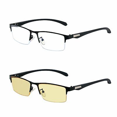 Blue Light Blocking Glasses Readers Glasses Computer Anti Fatigue UV Protection