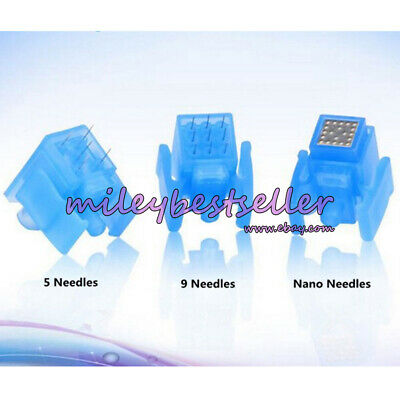 Nano Needle Multi Cartridge Disposable For Vacuum Injection Mesotherapy Meso Gun