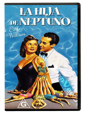 Neptune's Daughter NEW PAL Classic DVD Esther Williams