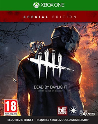 Microsoft Xbox One-DEAD BY DAYLIGHT SE GAME NUOVO