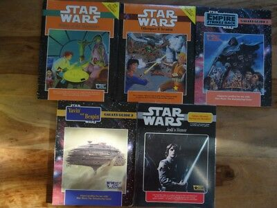 Star Wars The Roleplaying Game NEW SEALED & still in SHRINK WRAP -West End Games