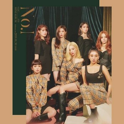 CLC [NO.1] 8th Mini Album. Sealed CD+Booklet+Photo Card+Mini Poster+etc K-Pop