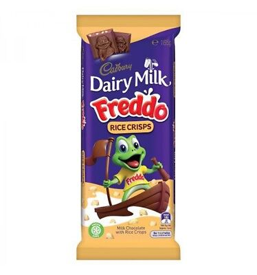 Cadbury Freddo Rice Crisps 165gm x 16