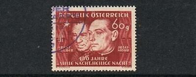 STAMPS   from  AUSTRIA  1948-9 GRUBER & MOHR    (FU)  lot A227a