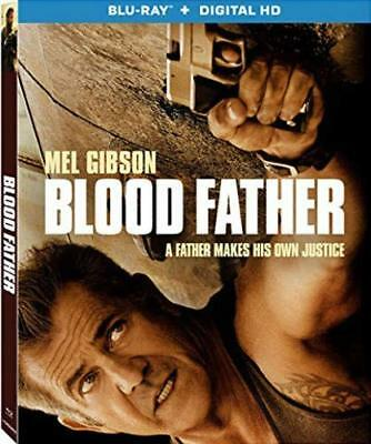 Blood Father Mel Gibson Jean-François Richet  Action & Adventure R A/1 Blu-ray