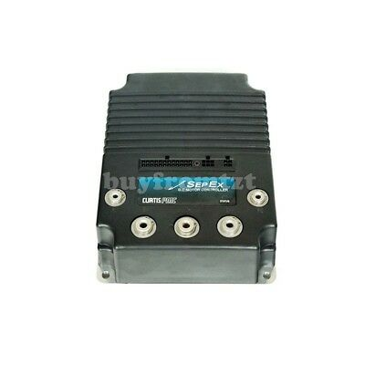 CURTIS Programmable DC SepEx Controller 1244-6661 80V 600A B-sz