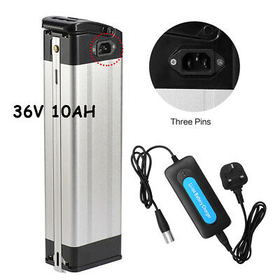 36V 10AH 250W 350W Lithium Battery E-bike Electric Bicycle TOP discharge Charger