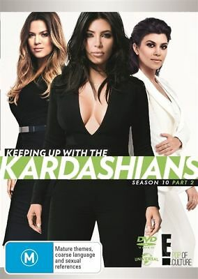 Keeping Up With The Kardashians : Season 10 : Part 2 DVD : NEW