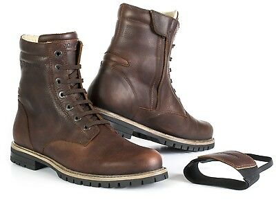 Stylmartin  Scarpe Boots  Moto Ace Brown Tg.41,43,44