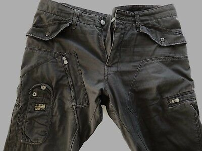 large assortment affordable price the cheapest G-STAR RAW MENS cargo pants 3D Loose tapered - arc Size 36, Leg 34