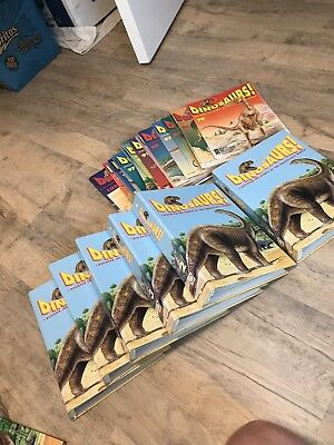 Dinosaurs Magazine Orbis Play And Learn Collection Issues 1-104 Please Read