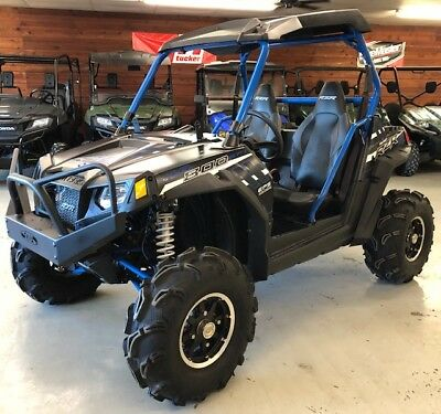2014 Polaris RZR S 800 EPS Limited Edition