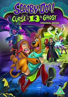 Scooby-Doo and the Curse of the 13th Ghosts [2019] (DVD) Various