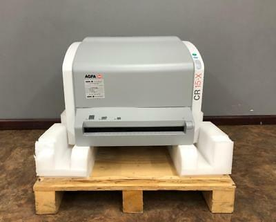 2015 AGFA Healthcare CR-15-X Tabletop Computed Radiography Digitizer MUSICA