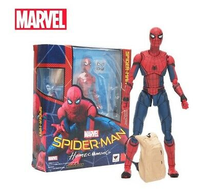 Marvel Toys the Avengers 3 Infinity War S.H.Figuarts Spiderman Homecoming Bandai