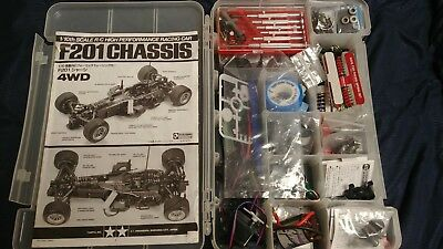 TRG 1:10 Driver Helmet Tamiya F103 F201 Chassis EP F1 RC Cars On Road #TRG5015