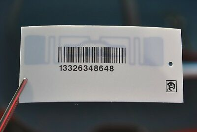 1200 Rfid Jean Tags - Avery Dennison RFID Retail Tags for Clothing and Retail
