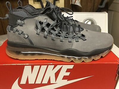 timeless design 01a52 1ebe4 Nike Air Max TR17 Running Mens Size 10 Shoes Cool Dark Grey Gum