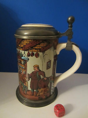 Villeroy& Boch - Bierkrug  - Stein Collectors - 18th. Convention Mettlach Trier