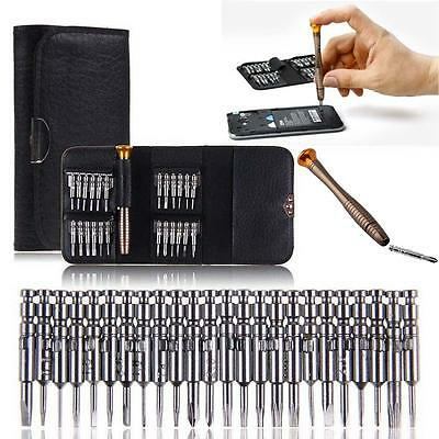 25in1 Precision Torx Screwdriver Set Repair Torx Screw Driver Phone PC Laptop Jz