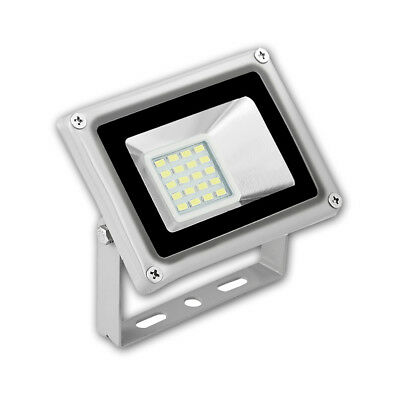 1PC 20W LED Floodlight Security Outdoor Garden Flood Lamp Cool White IP65 220V