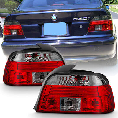 Factory Style 1997 2000 BMW E39 5 Series 528i 540i M5 Red