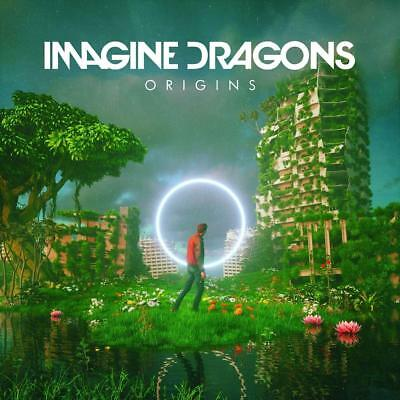 Origins by Imagine Dragons Audio CD 602577167935 Pop rock  FREE SHIPPING NEW