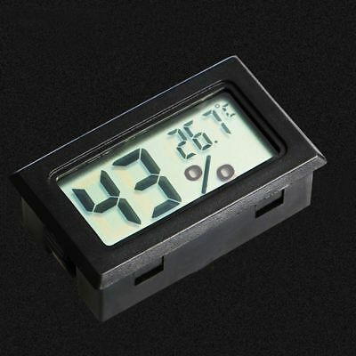 1x Small Digital LCD Indoor Temperature Humidity Meter Thermometer Hygrometer V1