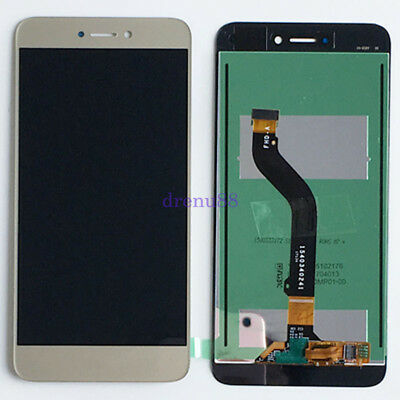 Gold Huawei P8 Lite 2017 PRA-LX3 Touch Digitizer Screen + LCD Display Assembly