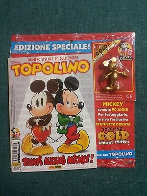 Topolino Mickey Mouse Special Limited Edition New&sealed!!