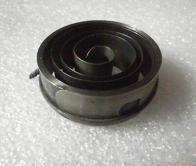 NEW REPLACEMENT MAIN CLOCK SPRING high 10 mm x 37.57 DIAMETER