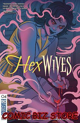 Hex Wives #4 (2019) 1St Printing Bagged & Boarded Dc Universe