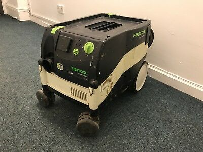 festool CT 22 dust extractor hoover 240v, USED,  INCL. LOTS OF ACCESSESSORIES