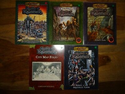 Kingdoms of Kalamar - NEW unused Condition (D&D, WOFC, Wizard of the Coast)