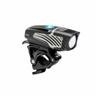 NiteRider Lumina Micro 850 Boost Bike Front Light - 850 Lumens - USB Rechargeabl