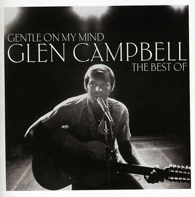 Glen Campbell - Gentle On My Mind - Best Of / 21 Greatest Hits - CD Neu & OVP
