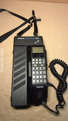 NOKIA Talkman 620 TMN-1 Vintage Transportable NMT-900 Retro Mobile Phone no psu