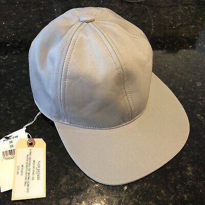 THOM BROWNE BASEBALL-CAP in Custom Whale with Tailored adjustable ... 453b8e808568